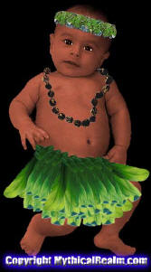 Little Menehune Man